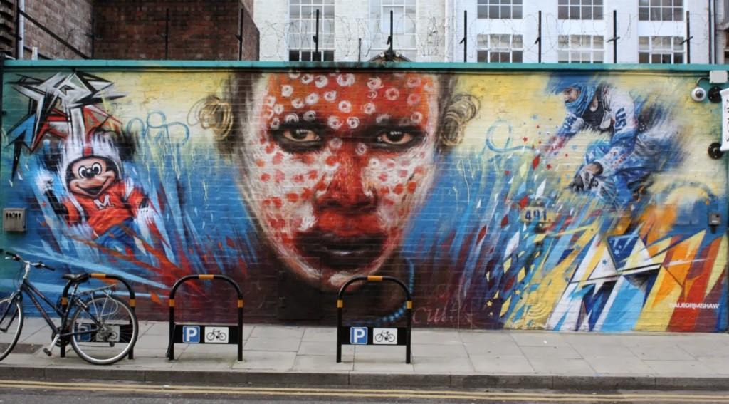 Wonderland, Shoreditch London, 2013.