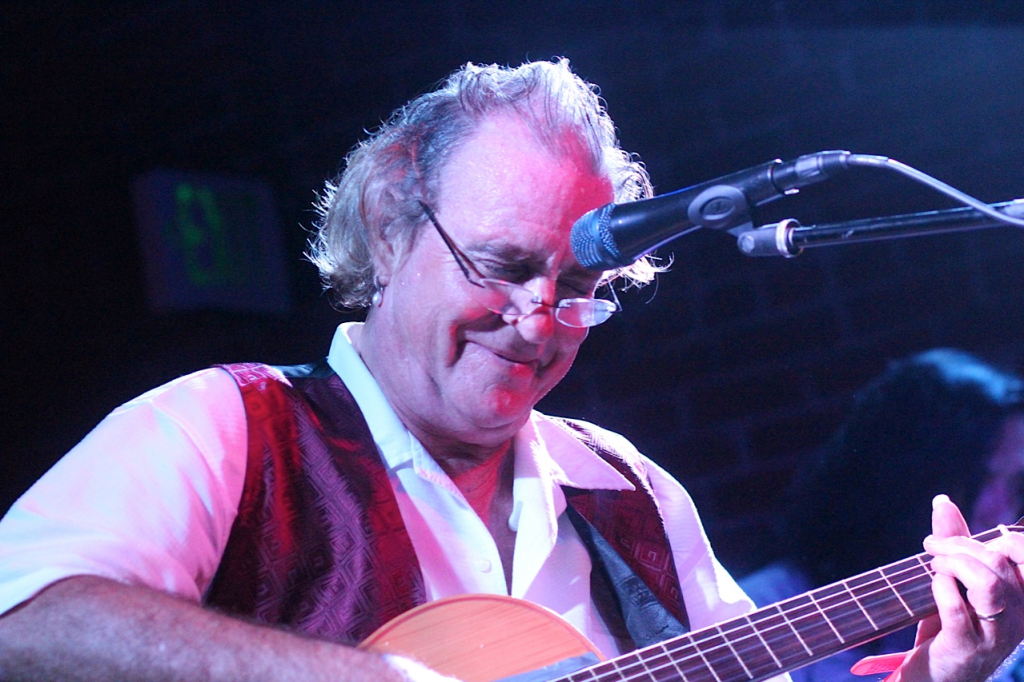 Terry Reid at Molly Malone's