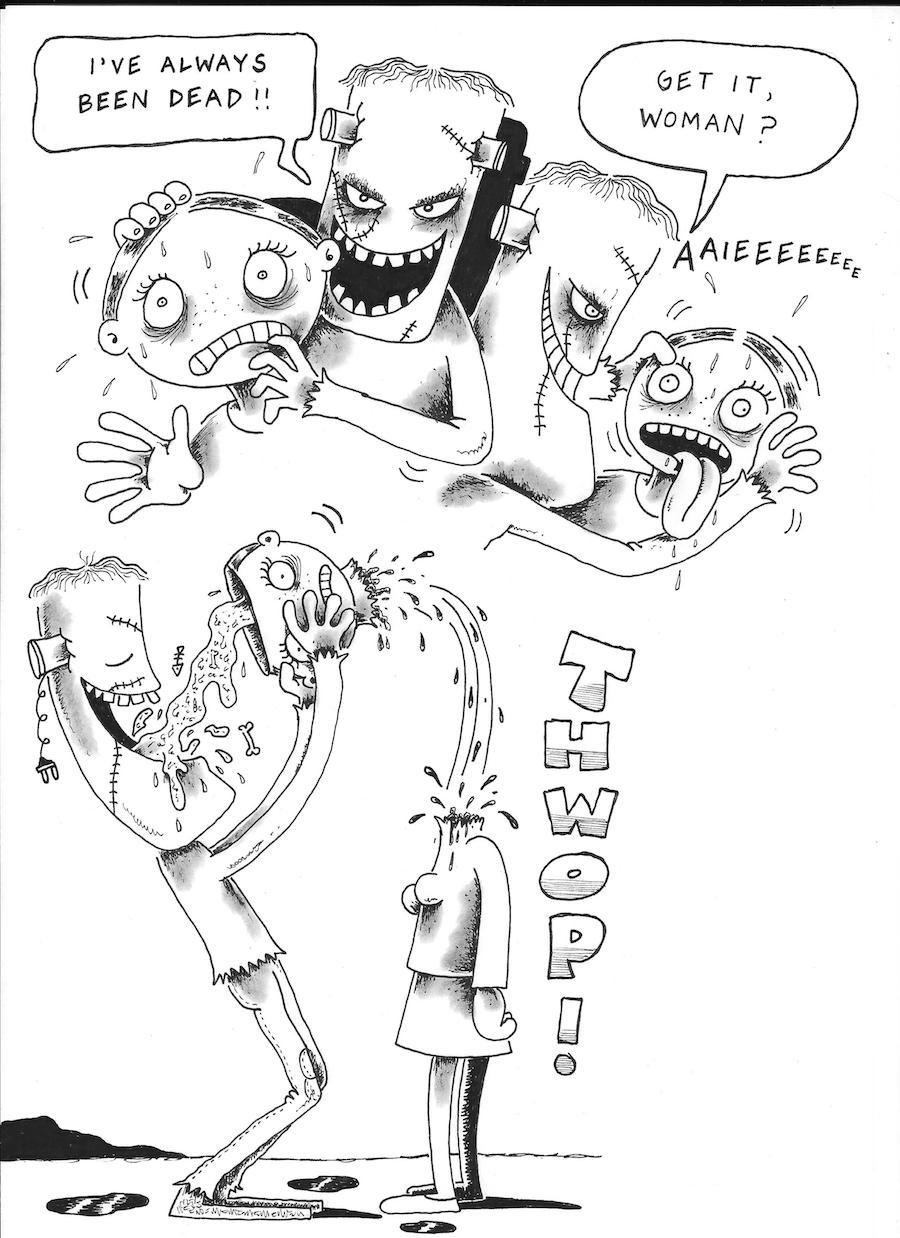 zombieevilsoffrankenstein4