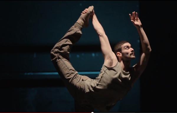 A dancer in Ballet Boyz explores grace and power
