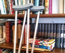 Adam's crutches