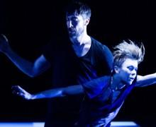 So Blue Choreograper : Louise Lecavalier