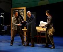Ryun Yu, Sab Shimono and Jully Lee in South Coast Repertory's 20