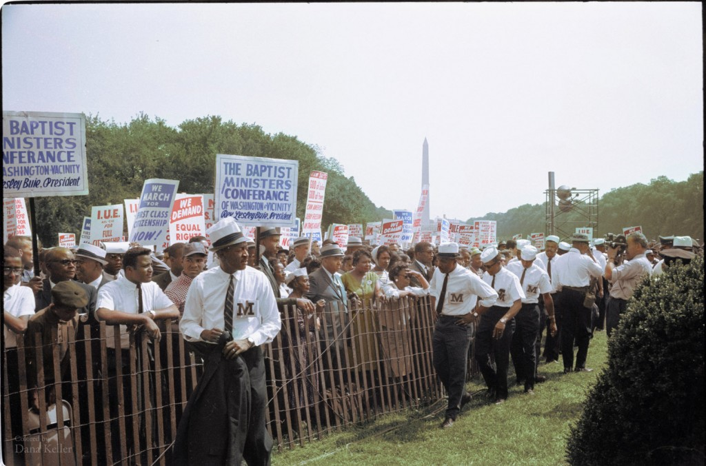 Civil Rights March on Washington, 1963