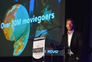Will Palmer, CEO Movio