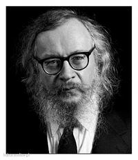 Jerzy Grotowsky, avant garde theater maker from Poland