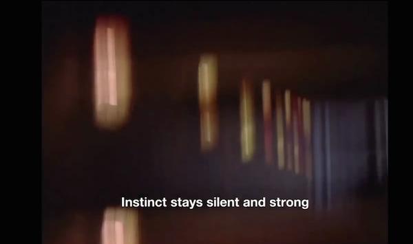 """Polunin on instinct in """"The Fragile Balance"""""""