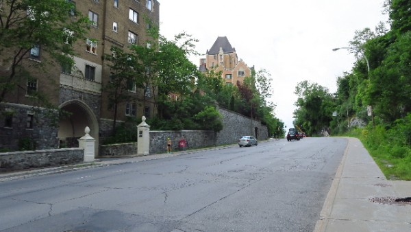 Gleneagles apartment complex