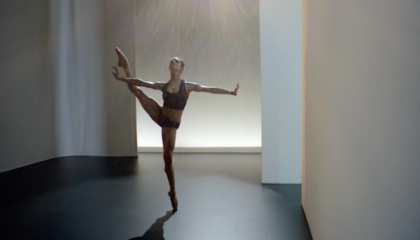 """Misty Copeland kills it in Under Armour's """"I Will What I Want"""" ad."""