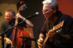 LA Blues legend Bernie Pearl will open each show, August 7 - 9.