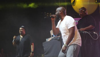 De La Soul at KCRW Sound in Focus Concert Series