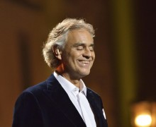 Andrea Bocelli: Cinema (c) Joseph Sinnott/THIRTEEN