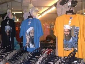 Bin Laden T-shirts