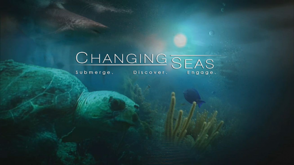 Changing Seas, in its 8th season, has aired in 90% of markets and over 30 countries worldwide. ©WPBT2