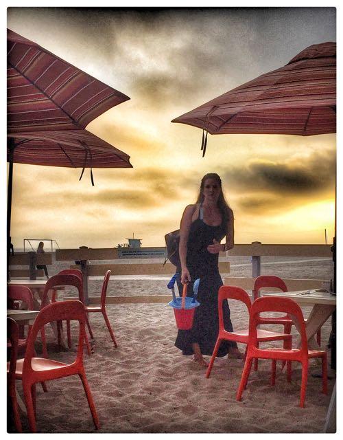Beach Babe #2
