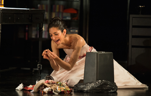 Harveen Shandhu in Pygmalion at the Shaw Festival. Credit: David Cooper