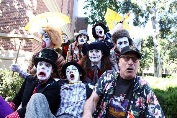 Clowns.Cumeezi Style