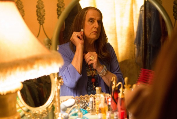 Jeffrey Tambor as Maura. Transparent (c) Amazon Studios