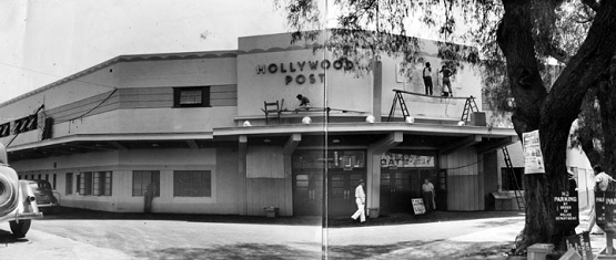 Hollywood.Legion Post