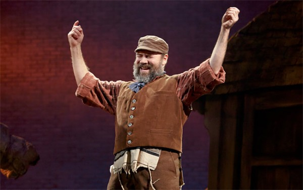 Danny Burstein in Fiddler on the Roof. Credit: Joan Marcus