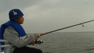 Exsel Manalu Fishing