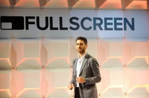 George Strompolos has breathed new life into Fullscreen.