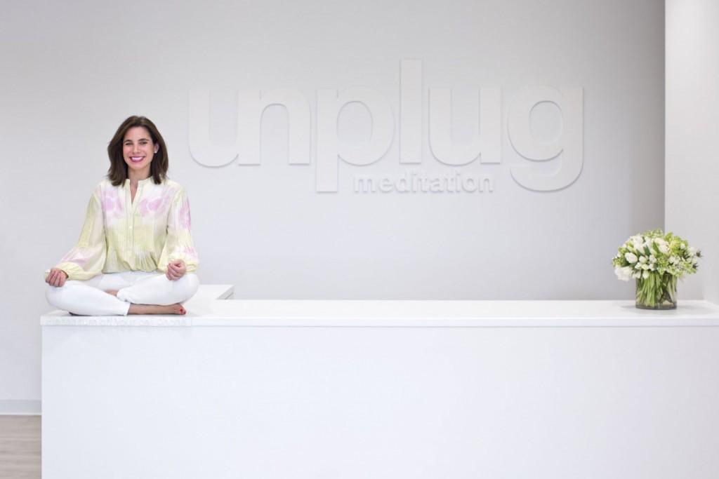 Suze Yalof Schwartz (c) Unplug Meditation