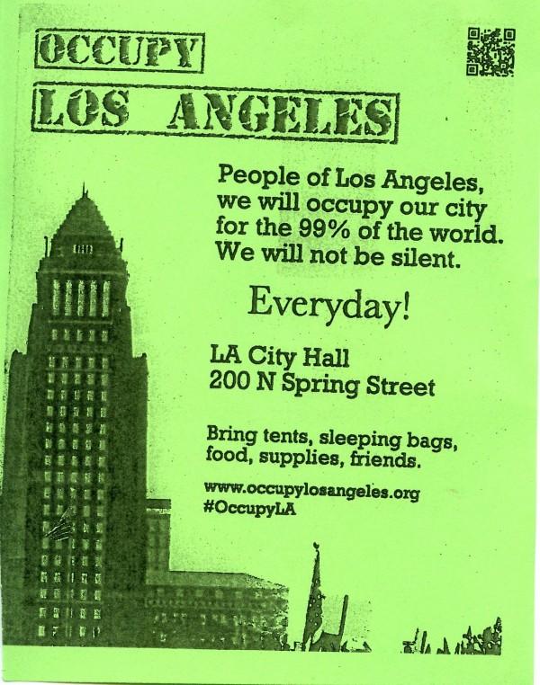 occupy la221