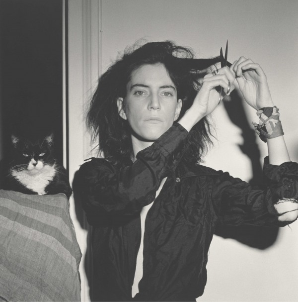 Patti Smith (c) Robert Mapplethorpe 1978 LACMA