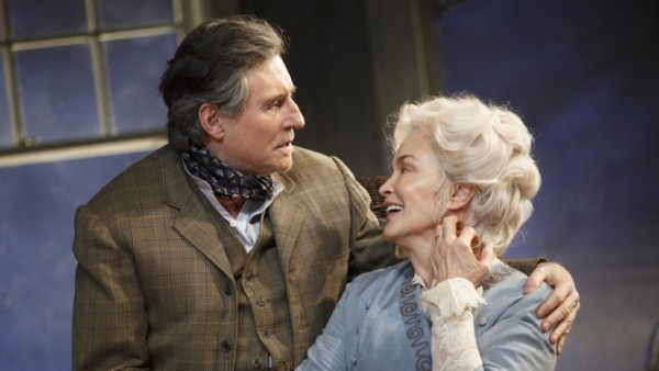 Gabriel Bryne and Jessica Lange in Long Day's Journey Into Night Credit: Joan Marcus