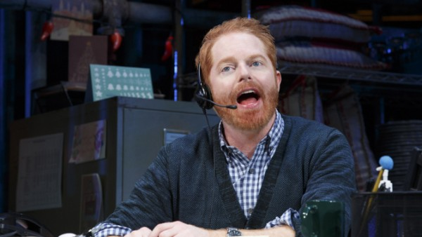 Jesse Tyler Ferguson in Fully Committed Credit: Joan Marcus