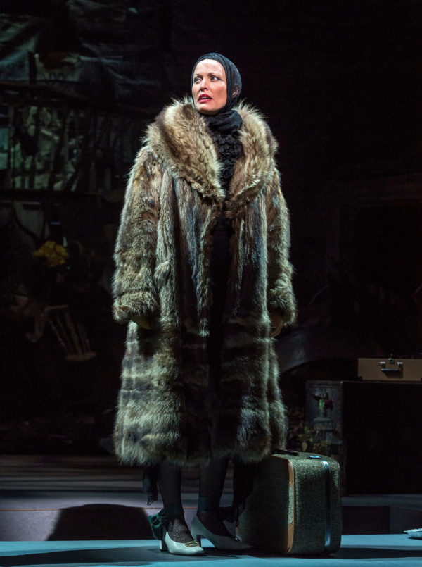 "Rachel York in ""Grey Gardens"" The Musical."