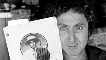 Gene Wilder (c) Elisa Leonelli  1976