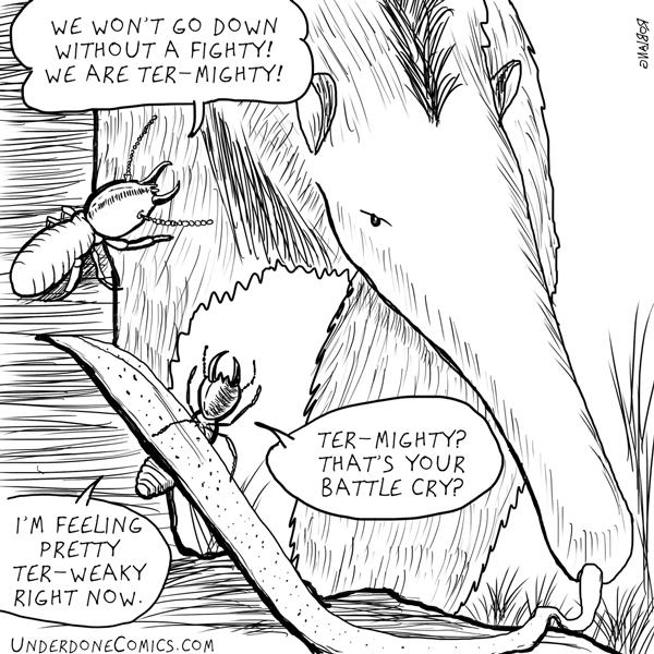 Underdone Comics: Termighty
