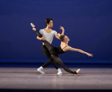 Los Angeles Ballet's Kenta Shimizu & Julia Cinquemani 
