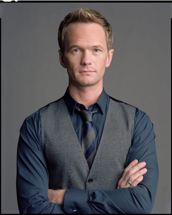Neil Patrick Harris-Out List © Timothy Greenfield-Sanders