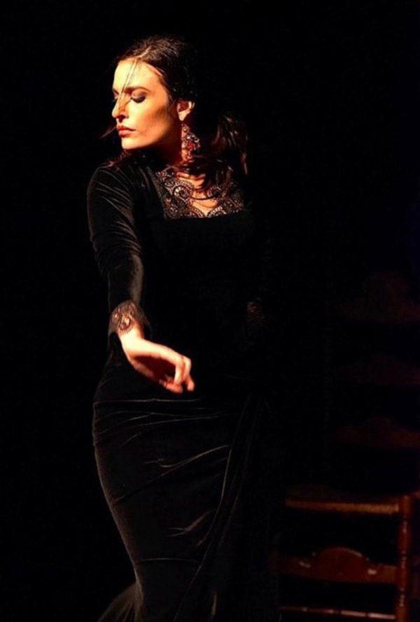 Forever Flamenco's Fanny Ara Photo courtesy of Forever Flamenco
