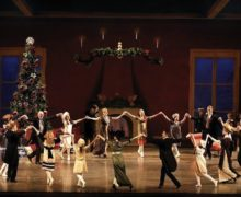Los Angeles Ballet's The Nutcracker  Photo by Reed Hutchinson