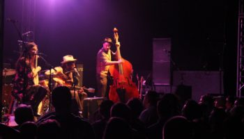Hillfolk Noir performs at Knitting Factory Boise in 2015. Artists performing in venues have little control over the ticketing process, prices or and who be potentially able to see the show.