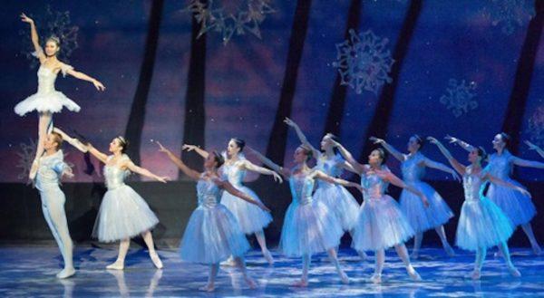 Long Beach Ballet's Nutcracker Photo by Katie Bing