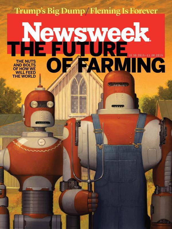 Newsweek Cover 10/30/2015