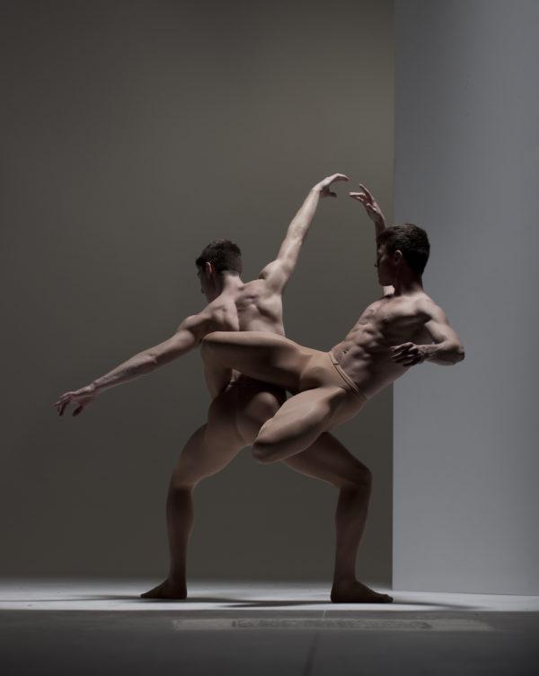 Ballet Boyz Photo by Hugo Glendinning