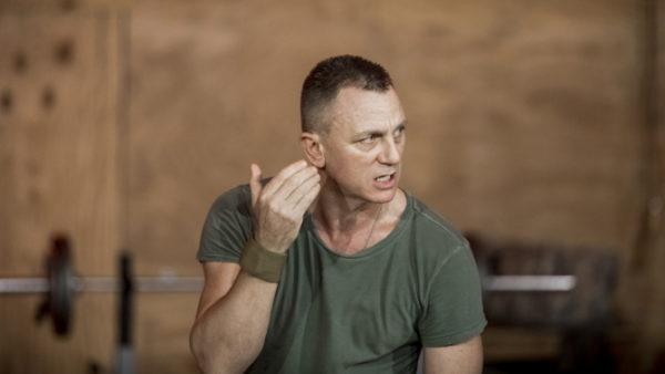 Daniel Craig in Othello Credit: Chad Batka