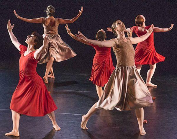 Benita Bank's DanceArt Photo courtesy of DanceArt