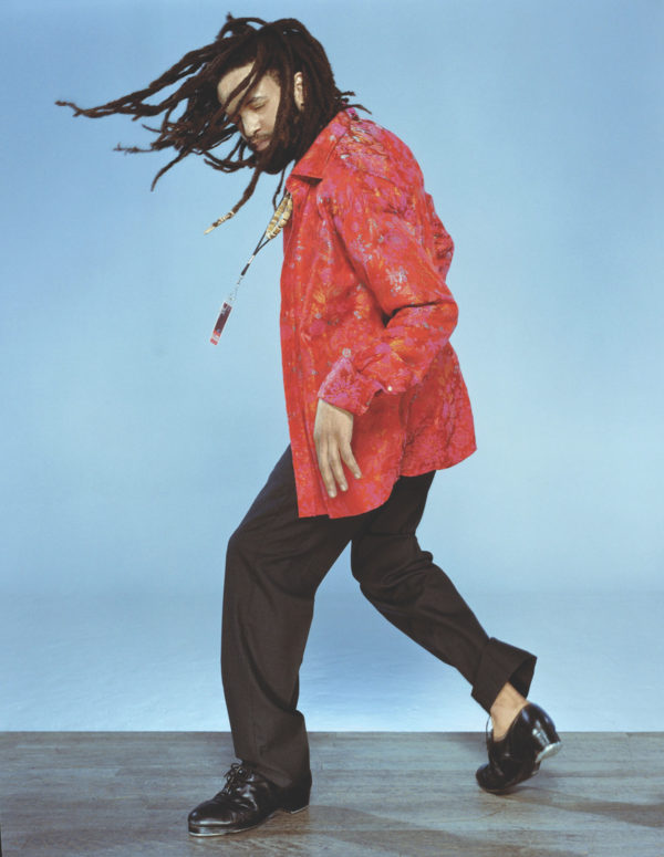 Savion Glover Photo courtesy of Savion Glover