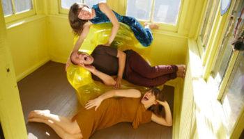 Lionel Popkin's Inflatable Trio  Photo by Cari Ann Shim Sham