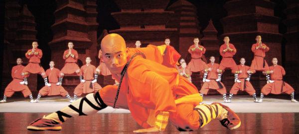 Shaolin Warriors Photo courtesy of Shaolin Warriors