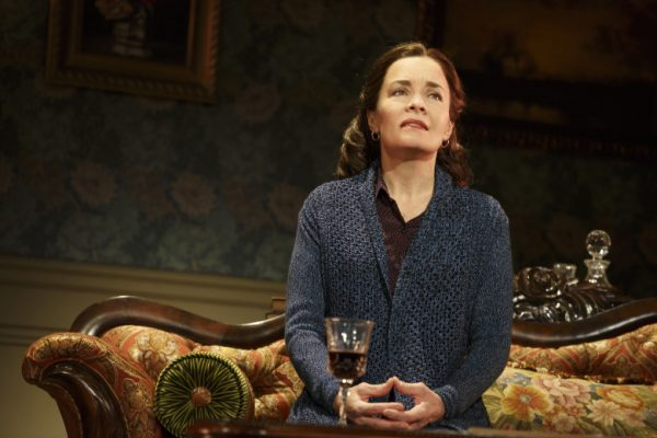 Susan Moniz in Fun Home at The ahmanson Theatre.