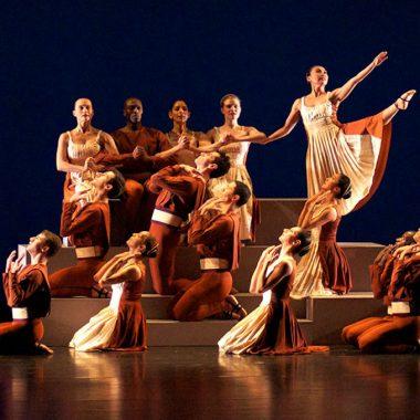 The Limón Dance Company   Photo courtesy of the Limón Dance Company