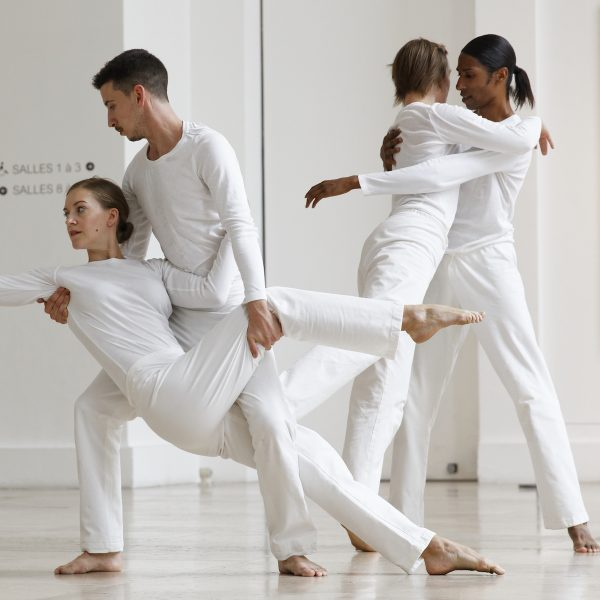 Trisha Brown Dance Company Photo courtesy of TBDC